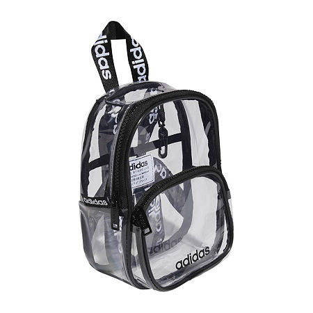 (55% OFF Deal) Adidas Clear Mini Backpack $17.99