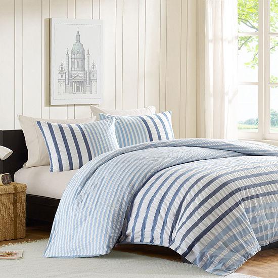 INK+IVY Bryant Striped Comforter Set