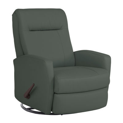 Best Chairs, Inc.® PerformaBlend Contemporary Swivel Glider Recliner