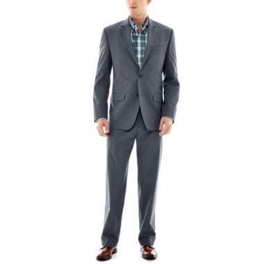 jcpenney.com | IZOD® Light Blue Tic Suit Separates–Classic Fit