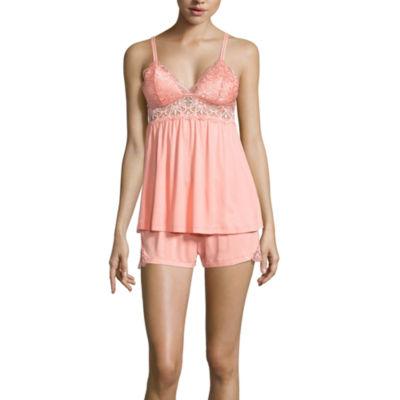 Daisy Fuentes Shorts Pajama Set