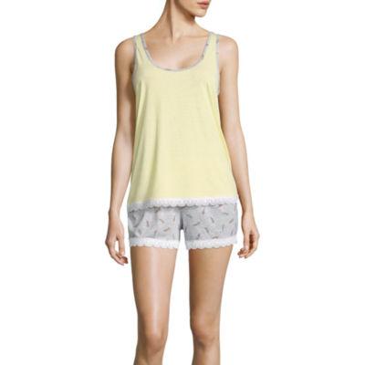 Sleep Chic Shorts Pajama Set