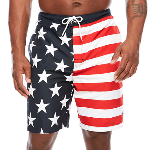 U.S. Polo Assn. Swim Shorts Big and Tall