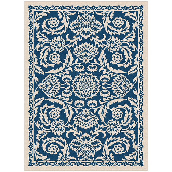 Tayse Garden City Basile Rectangular Rugs