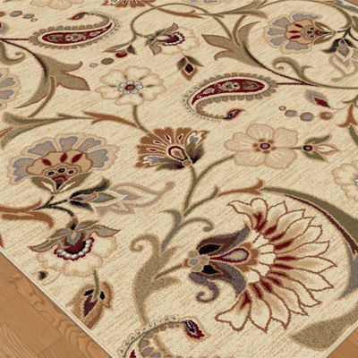 Tayse Impressions Fairfield Runner Rug