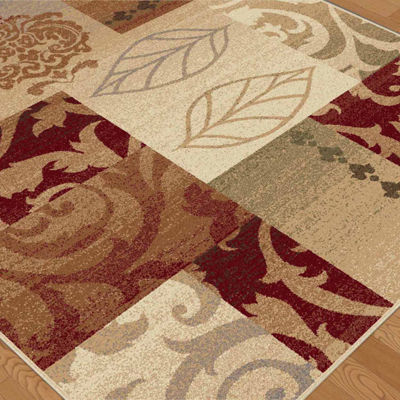Tayse Impressions Madalyn Rectangular Rugs