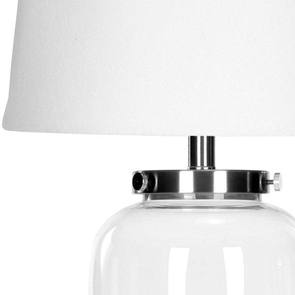 Safavieh evan fillable glass clear table lamp jcpenney safavieh evan fillable glass clear table lamp aloadofball Gallery