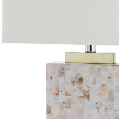 Safavieh Tory Shell Table Lamp