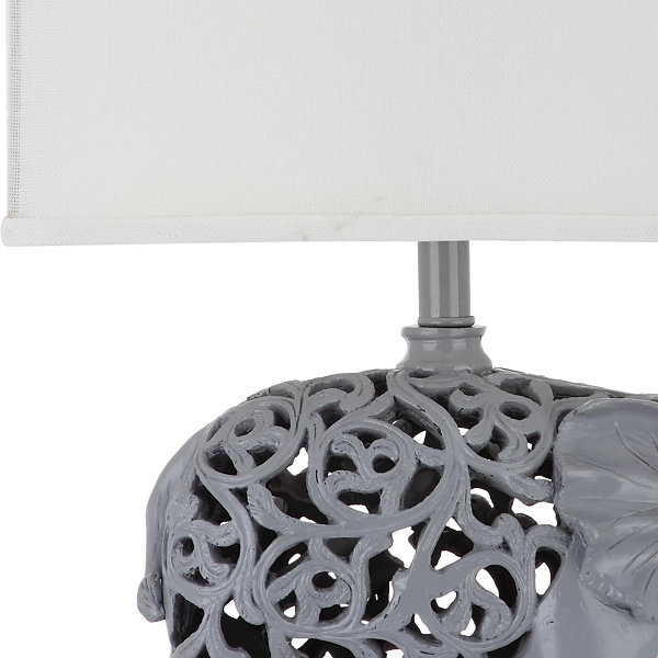 Safavieh Hathi Sculpture Table Lamp