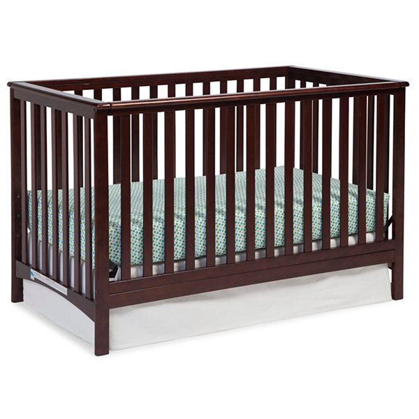 Storkcraft Hilcreast 4-in-1 Convertible Crib