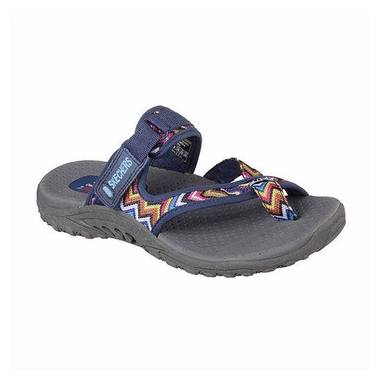 Skechers Womens Zig Swag Strap Sandals