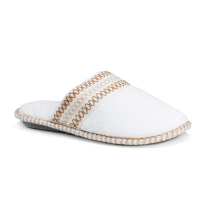 Muk Luks Cathy Slip-On Slippers