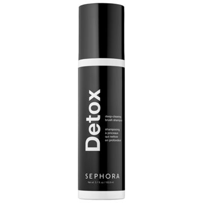 SEPHORA COLLECTION Detox: Deep-Cleaning Brush Shampoo