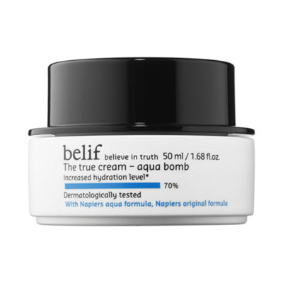 belif The True Cream Aqua Bomb