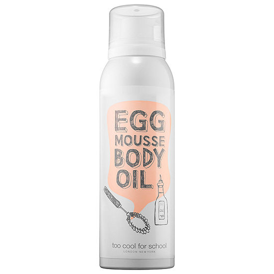 Too Cool For School Egg Mousse Body Oil