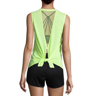 Xersion V-Slit Back Tank - Tall