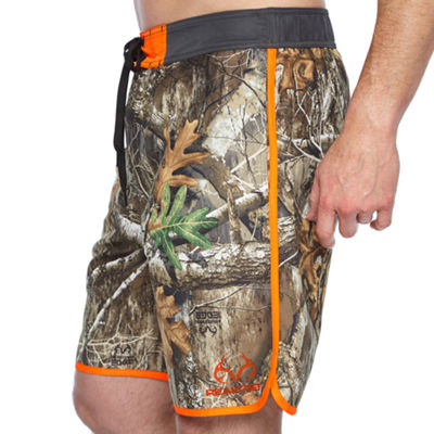 Realtree Na Camouflage Swim Shorts