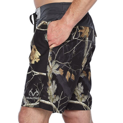 Realtree Camouflage Swim Shorts