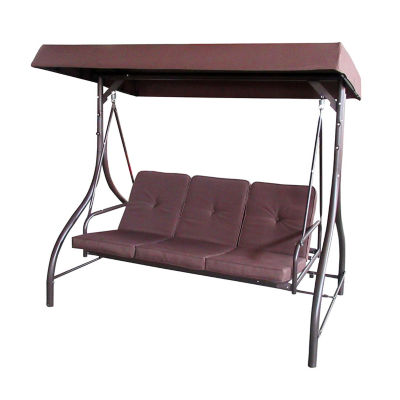 ALEKO Furniture Outdoor Garden Porch and Patio Swing Chair
