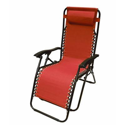 ALEKO Outdoor Patio Foldable Chaise-Longue Chair