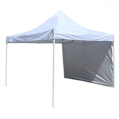 ALEKO Pop Up Outdoor Collapsible Gazebo Canopy Tent with Removable Wall Panel