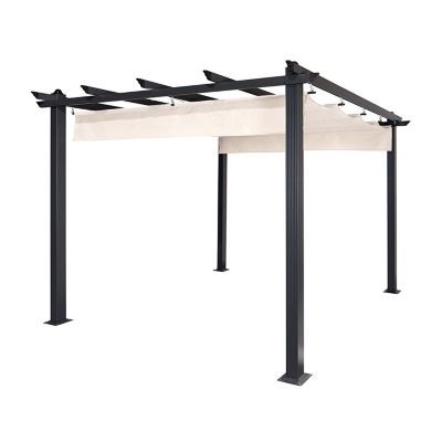 ALEKO Outdoor Pergola Patio Canopy Gazebo
