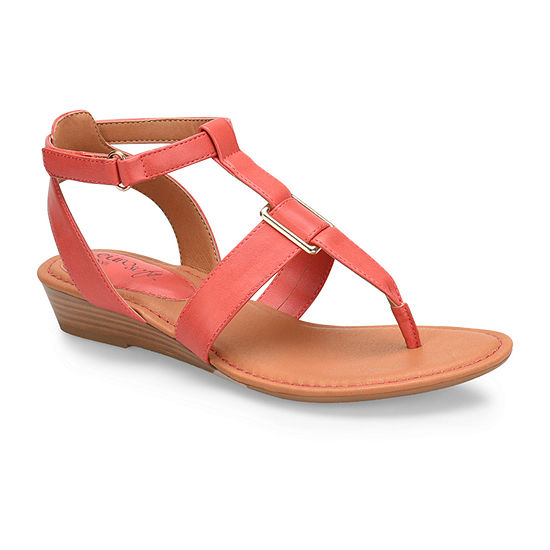 Eurosoft Womens Maddie Wedge Sandals