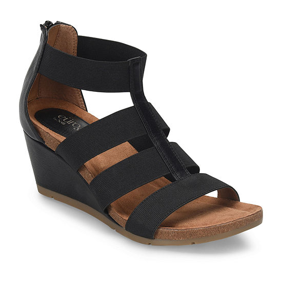 Eurosoft Womens Verona Wedge Sandals