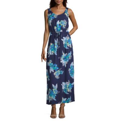a.n.a Maxi Dress Sleeveless Sundress