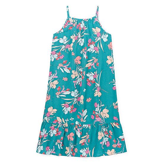 f10a4f51965 Peyton   Parker Sleeveless Sundress Girls - JCPenney
