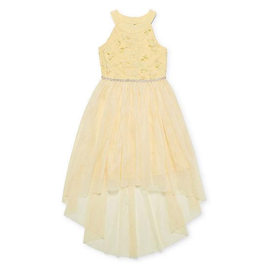 My Michelle Not Applicable Sleeveless Maxi Dress Preschool Big Kid Girls