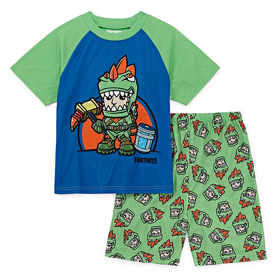 2-pc. Fortnite Pajama Set Big Kid Boys