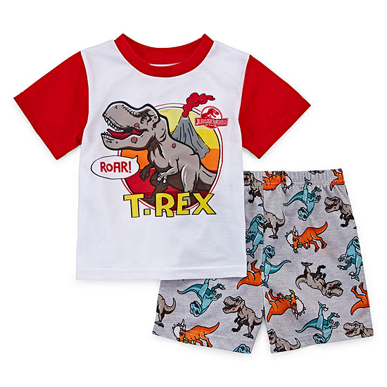 Disney 2-pc. Jurassic World Pajama Set Toddler Boys