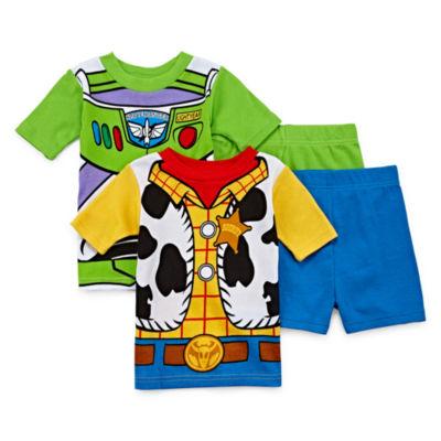 Universal 4-pc. Toy Story Pajama Set Toddler Boys