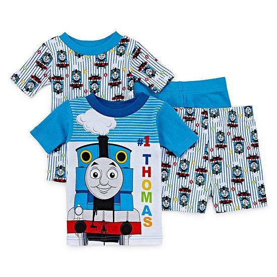 Thomas The Train 4-pc.Set Toddler Boys