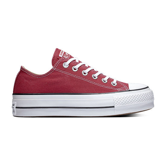 Converse Chuck Taylor All Star Lift Ox Womens Sneakers Lace-up