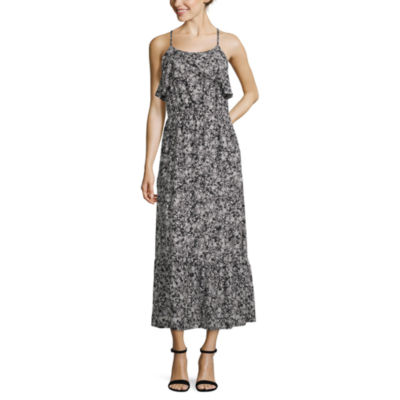 Peyton & Parker Sleeveless Maxi Dress