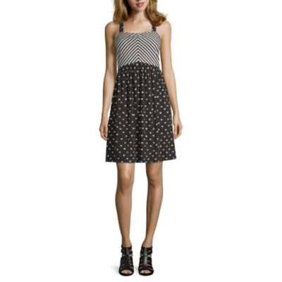 Peyton & Parker Sleeveless Empire Waist Dress