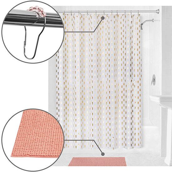 Maytex Mills Pineapple 14-pc.Shower Curtain Set