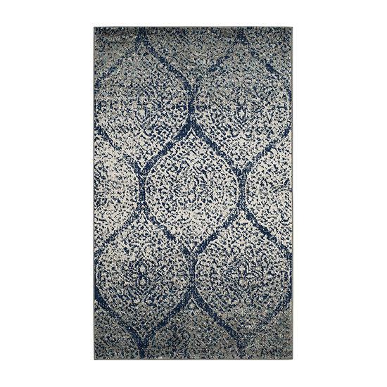 Safavieh Madison Collection Carmen Geometric Area Rug