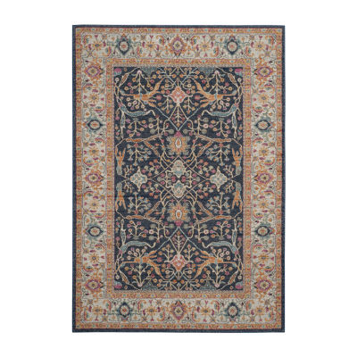 Safavieh Madison Collection Reno Oriental Square Area Rug