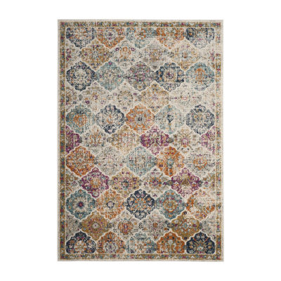 Safavieh Madison Collection Sally Geometric Area Rug