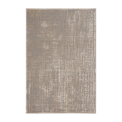 Safavieh Meadow Collection Serenity Abstract Area Rug