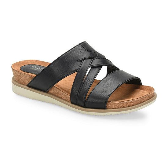 Eurosoft Womens Lisanda Slide Sandals