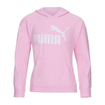 Puma Puma Girls Apparel Girls Hoodie-Big Kid