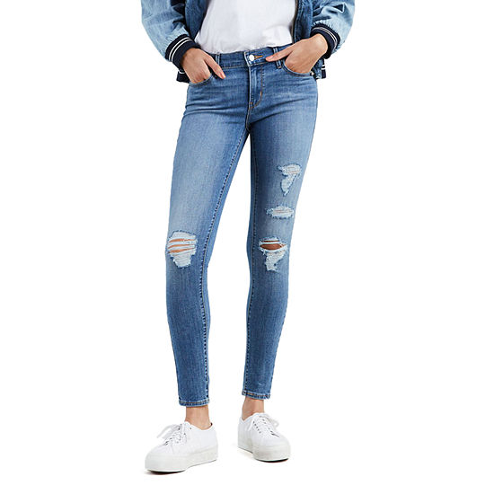 f0642406cf1 Levis 710 Super Skinny Jeans JCPenney