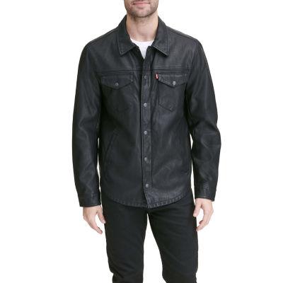 Levi's® Faux Leather Jacket