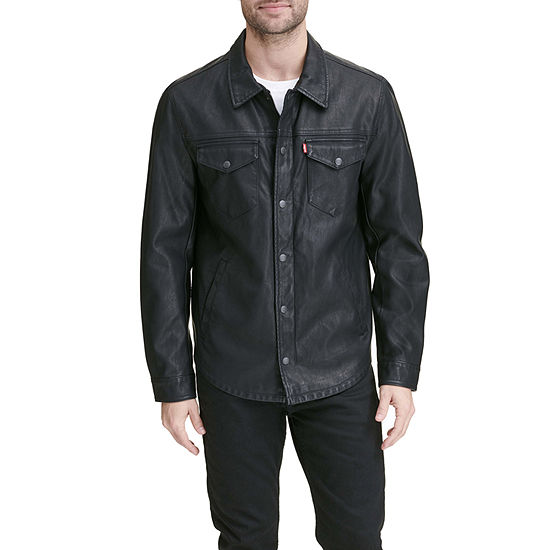 Levi's® Men's Faux Leather Jacket
