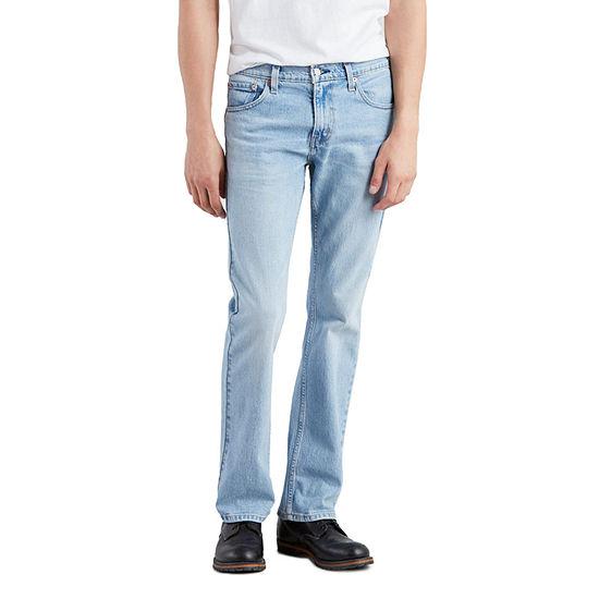 Levi's Mens Low Rise 527 Slim Fit Bootcut Jean