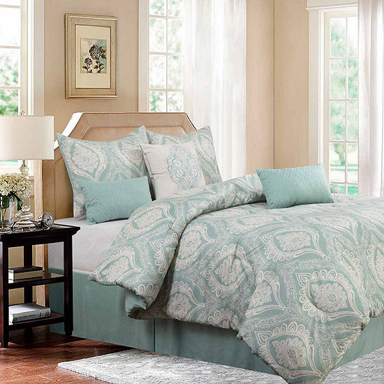 Safara 7-pc. Comforter Set